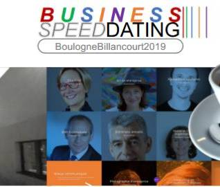 Business Speed Dating 13 mars 2019