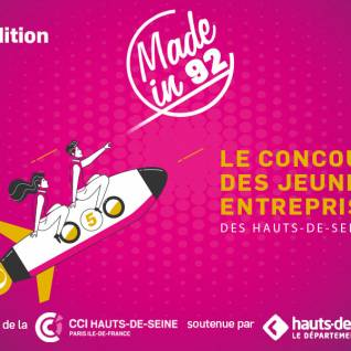 MADE in 92 - Lundi 27 Janvier